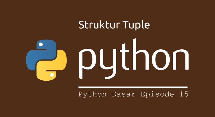 struktur tuple python