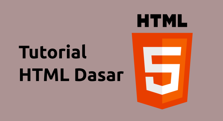 tutorial html dasar