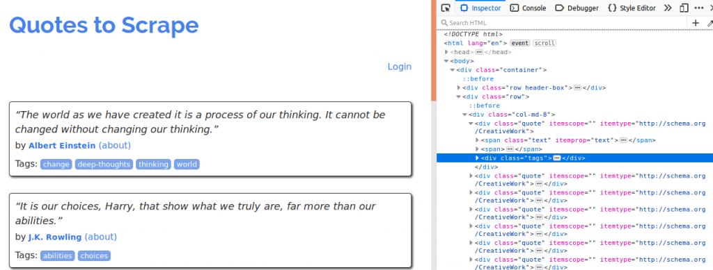 Tutorial Web Scraping dengan BeautifulSoup di Python