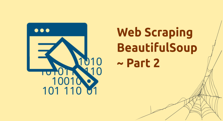 Tutorial web scraping beautifulsoup di python