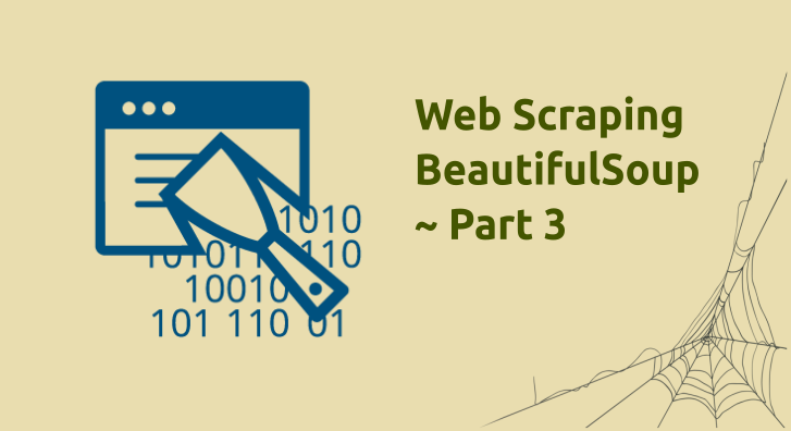 Tutorial web scraping dengan beautifulsoup di python