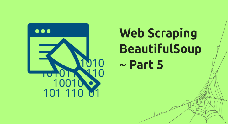 Tutorial web scraping dengan beautifulsoup python
