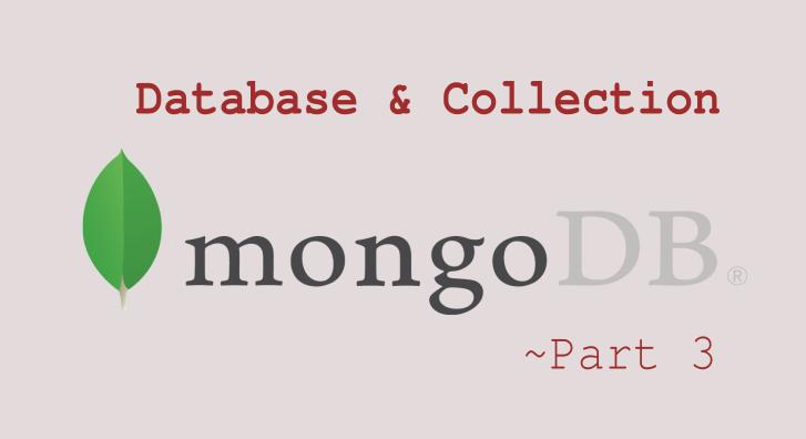 tutorial mongodb
