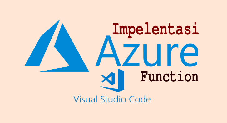 azure function dengan visual studio code