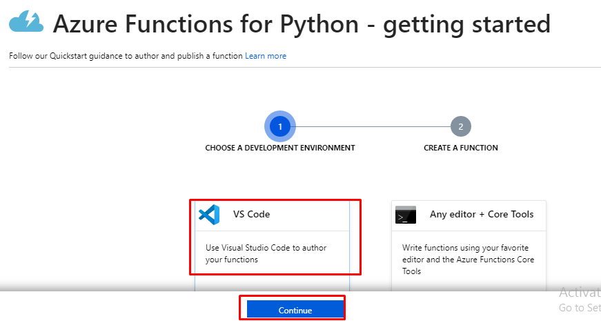 Implementasi Serverless Azure Function Python dengan Visual Studio Code