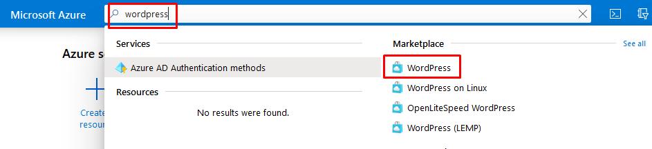 Cara Membuat WordPress dengan Microsoft Azure