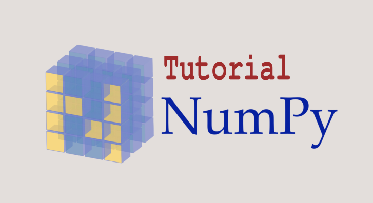 tutorial numpy python