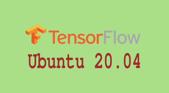 tensorflow gpu di ubuntu