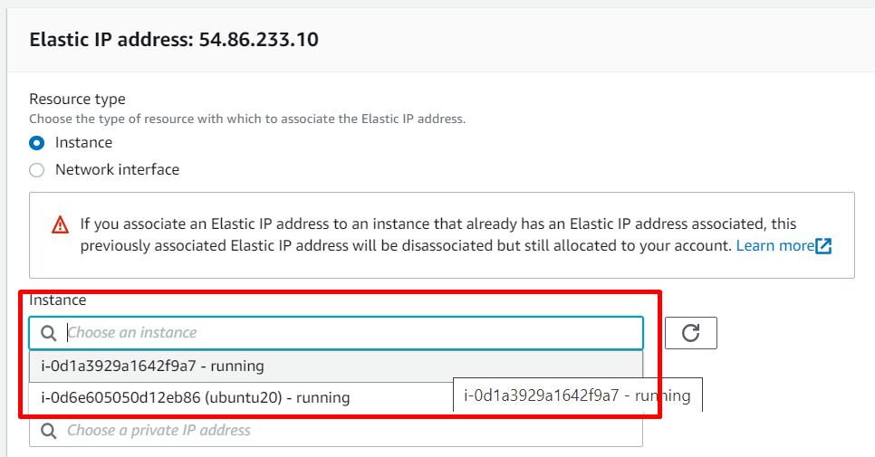 Mengenal Elastic IP Address di EC2