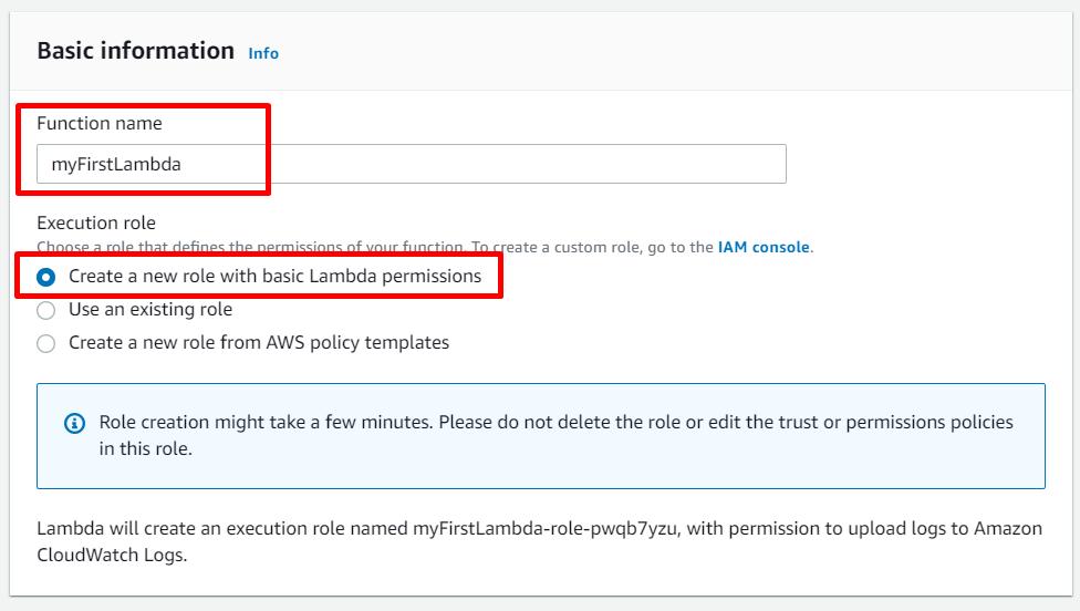 Tutorial Dasar AWS Lambda dengan Python
