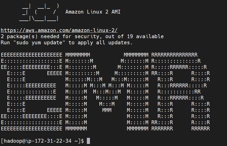 Implementasi Amazon EMR untuk Analisis Log dengan Hive