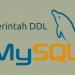perintah DDL di MySQL